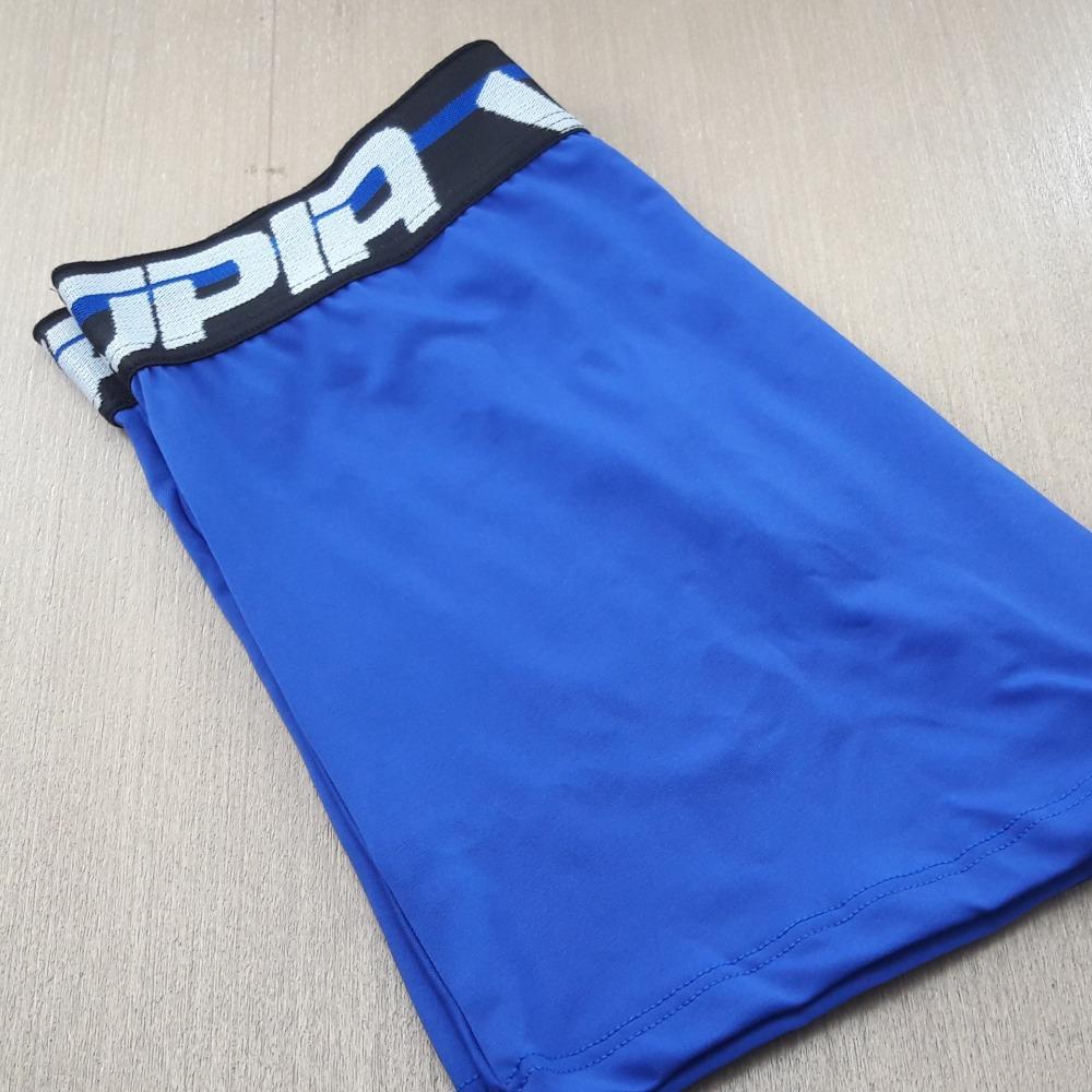 Cueca Boxer Microfibra Lisa UTOPIA Azul