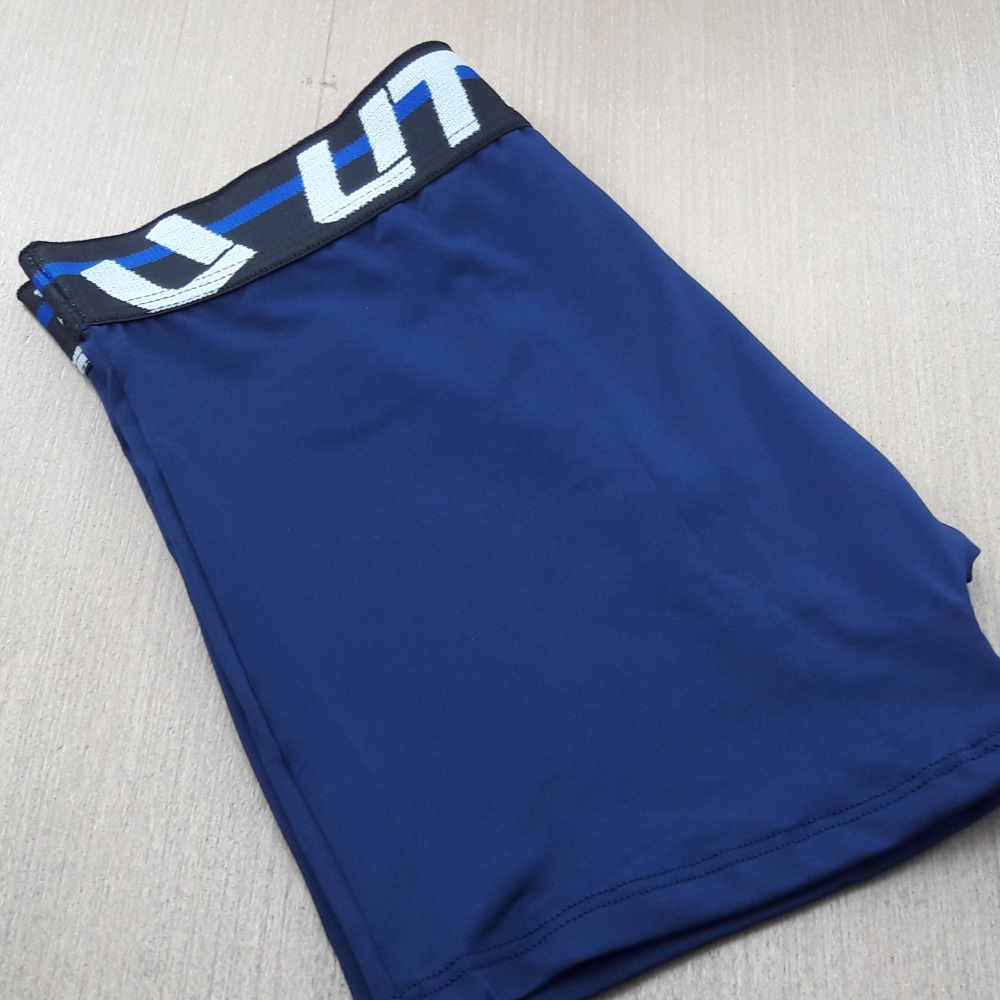 Cueca Boxer Microfibra Lisa UTOPIA Azul Marinho