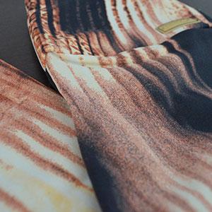 Manchas Preto Marfim e Marrom