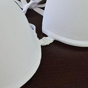 Sutiã Strappy Bra 3 Tiras Branco