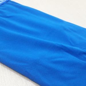 Cueca Boxer Elástico Exposto Azul Bic