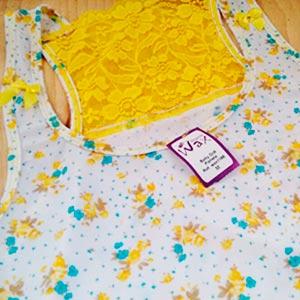 Floral Amarelo