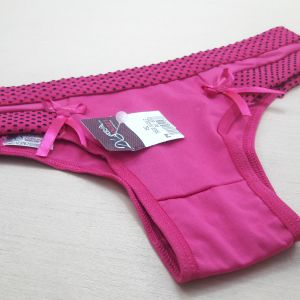Rosa Pink Poá