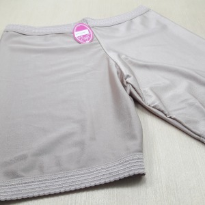 Short Modelador Lycra Plus Size Chocolate