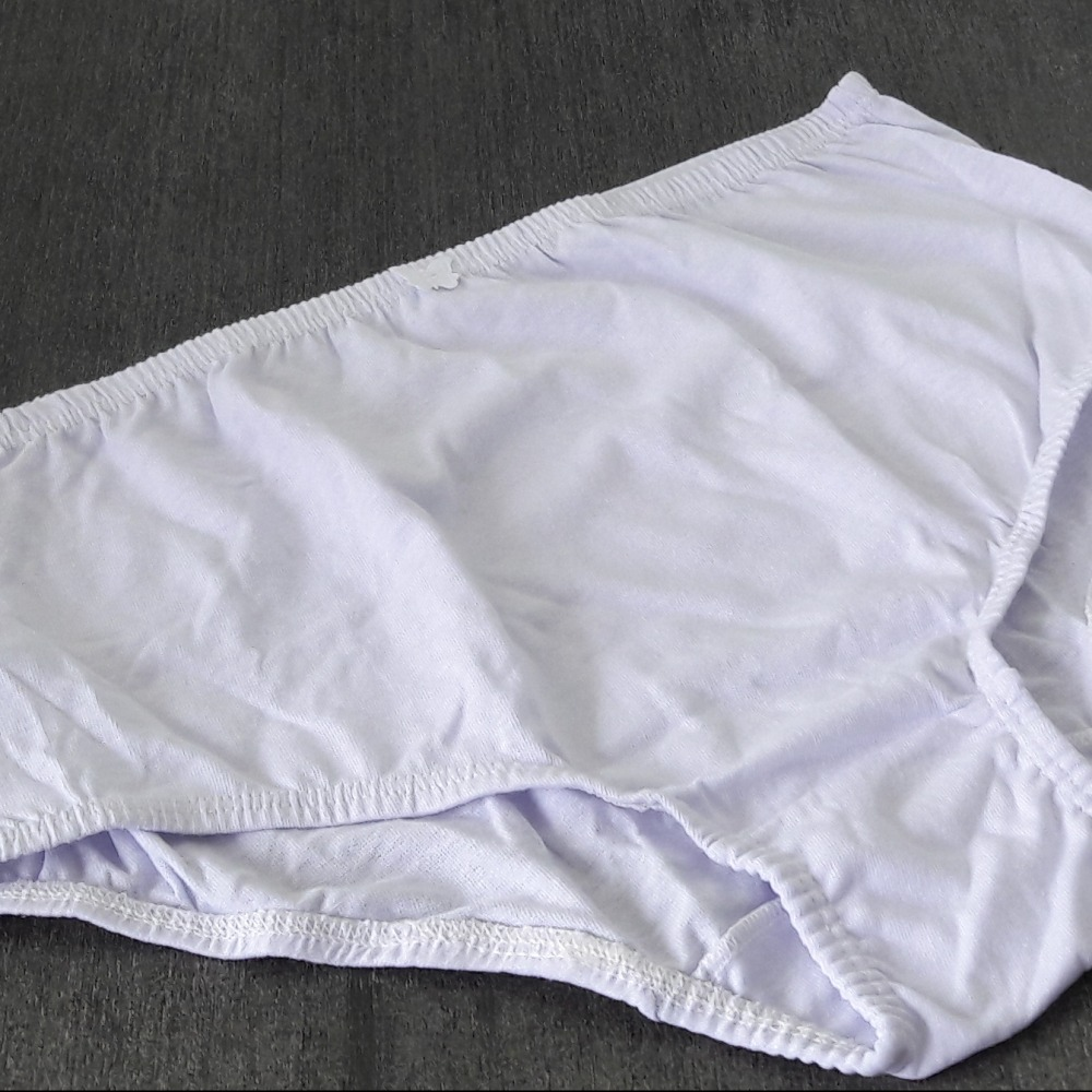 Cal�ola Plus Size Lisa  Branco