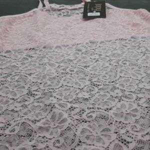 Body Camiseta Rosa