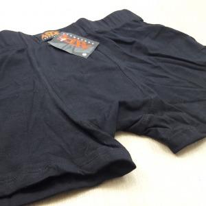 Cueca Boxer Cotton Embutida Preto
