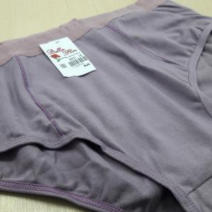 Tangão Plus Size de Cotton Liso Orquidea
