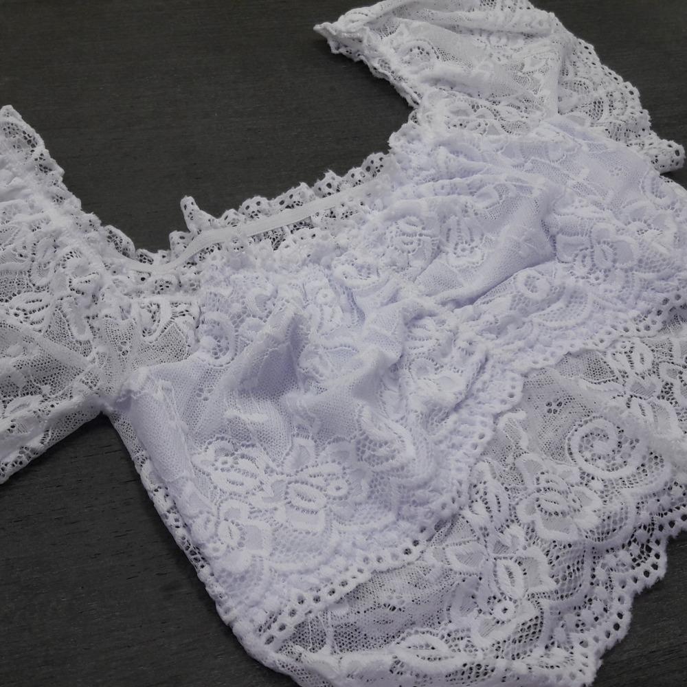 Cropped Ang�lica Branco