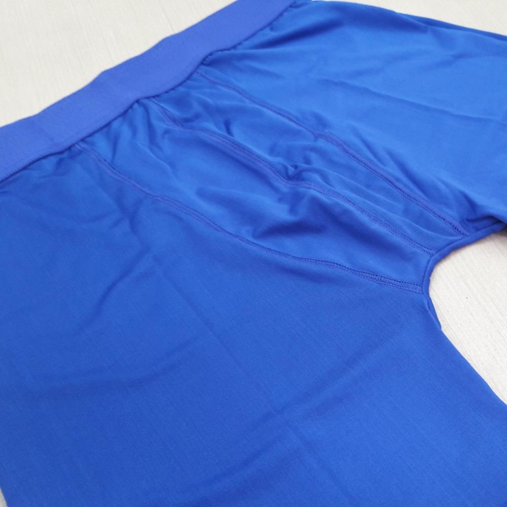 Cueca Ciclista Azul Bic