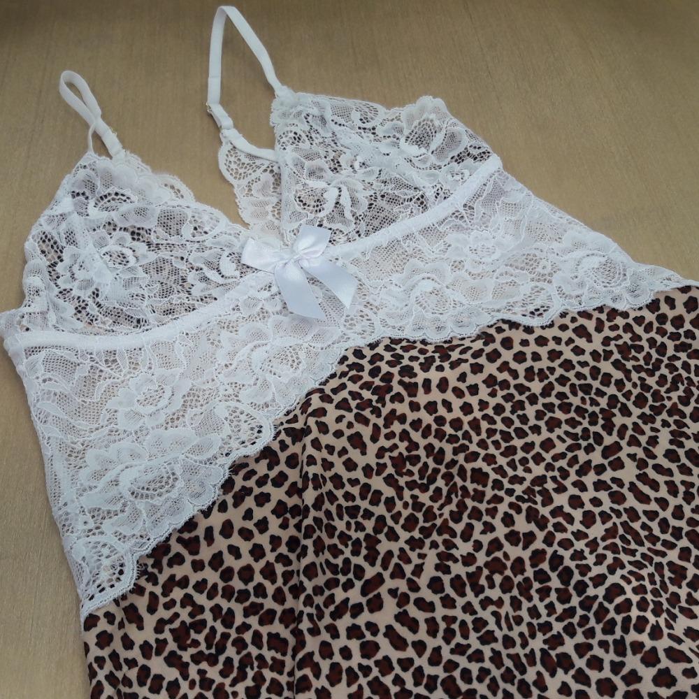 Camisola Nana Branco / Estampas Variadas