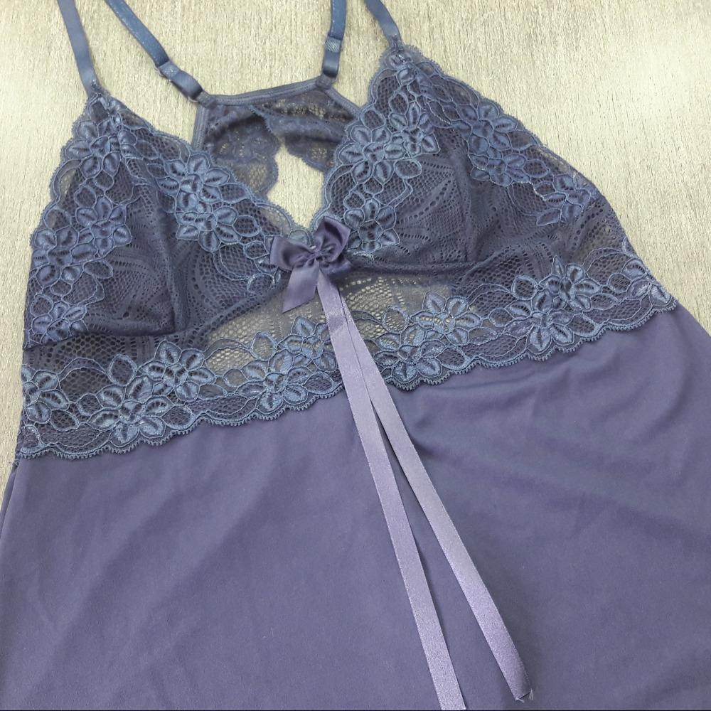 Camisola Gaby Azul Marinho
