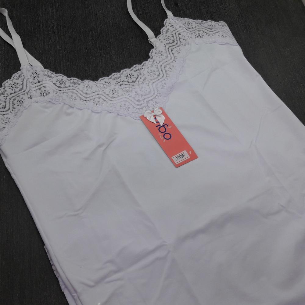 Camisola em Poliamida Branco