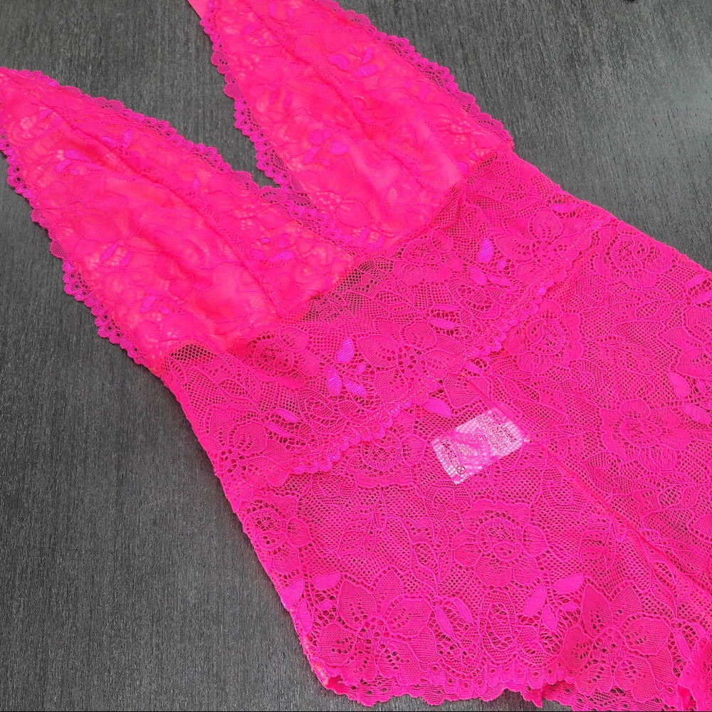 Body Suzan Rosa Neon