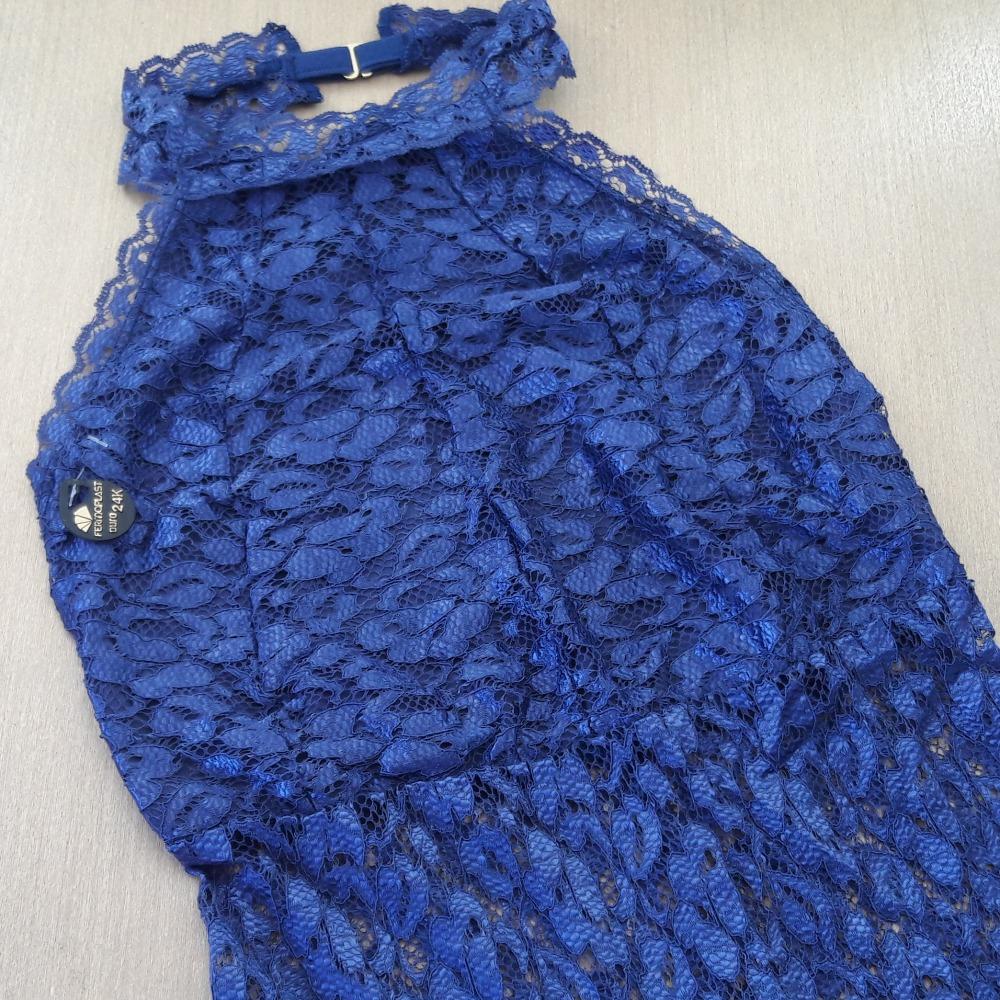 Body Calesson Azul Marinho