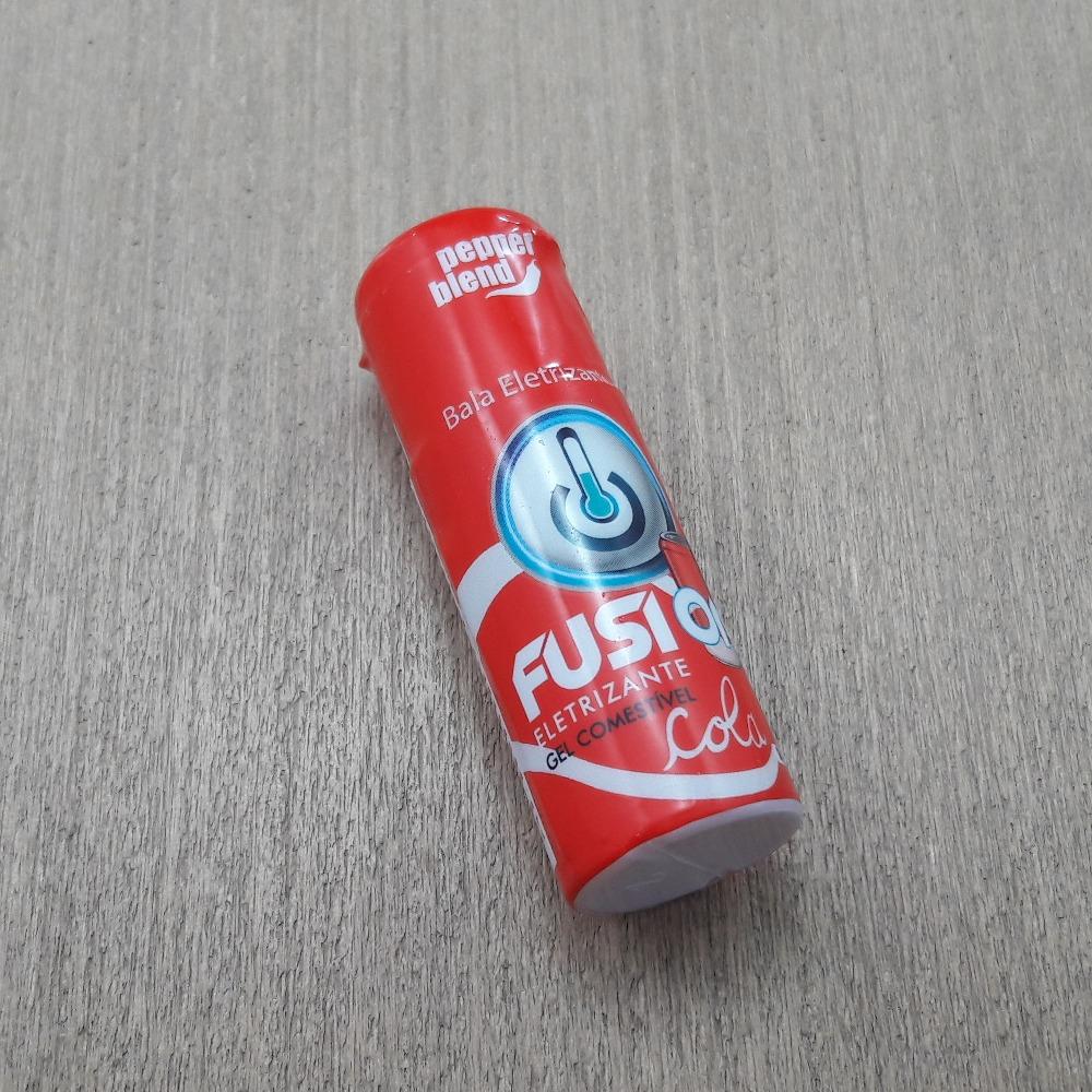 Fusion - Eletrizante Comest�vel Cola