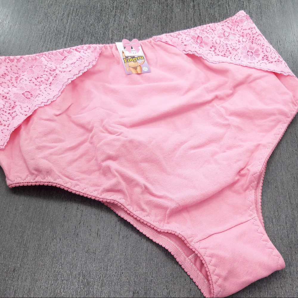 Cal�ola Cotton Plus Size Rosa Hera