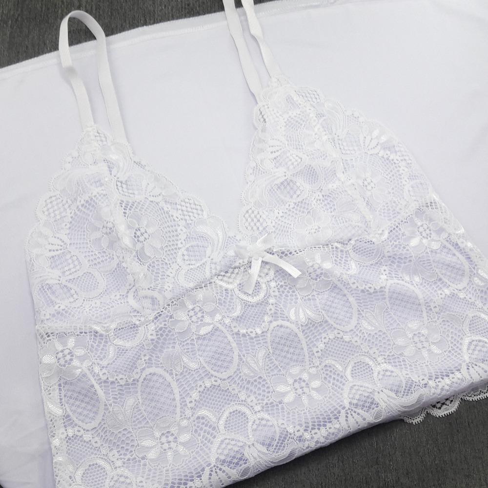 Camisola Sara Branco