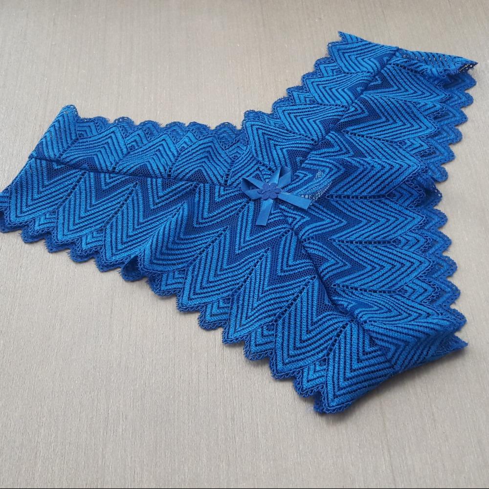 Calcinha Marion Azul Atalaia