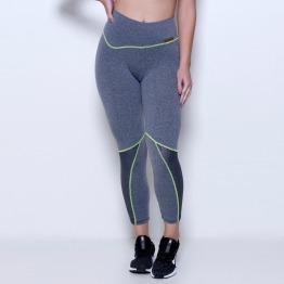 Cal�a Legging Fitness em Suplex de Poliamida