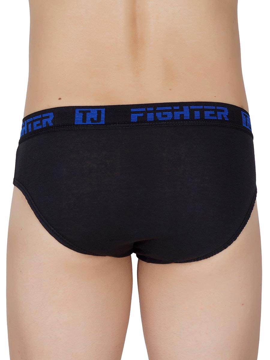 Kit Cueca Adulto Algod�o - 3 Pe�as
