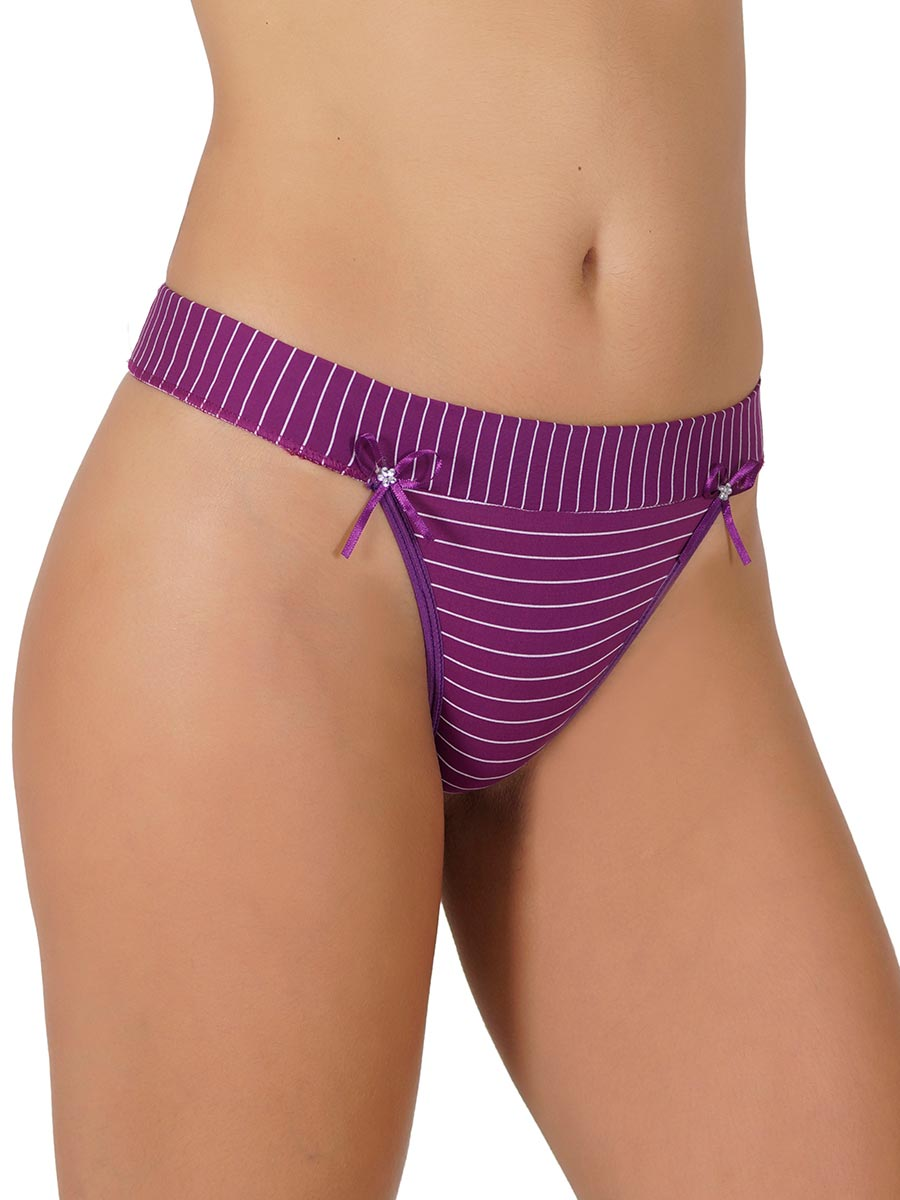 Kit Tanga Sassarica com 5 pe�as