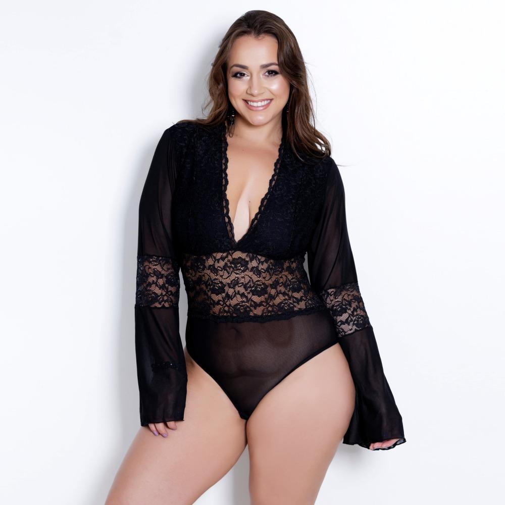 Body Kamilla Plus Size