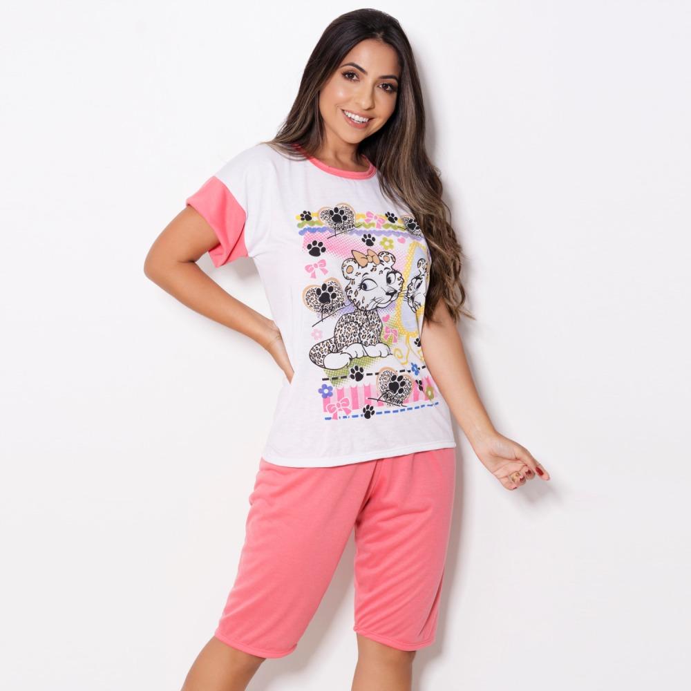 Pijama Pescador Feminino