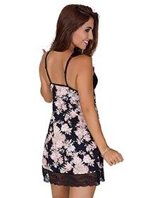 Camisola Floral Paulina