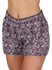 Short de Viscose Marina