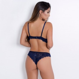 Conjunto renda Sexy Kelly