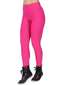 Legging em Microfibra Pink