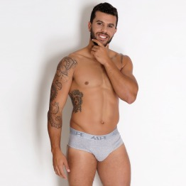 Cueca Slip Cotton