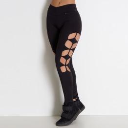 Calça Legging Losango Laser