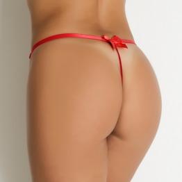 Tanga String Bordado