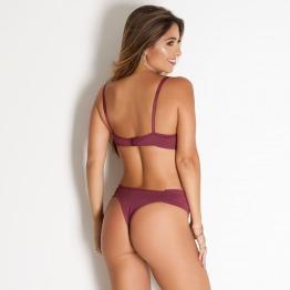 Conjunto Fio Duplo Laterais Bikini