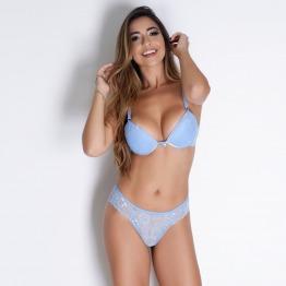 Conjunto Marieta Em Renda