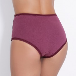 Calça Cotton e Renda
