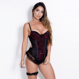 Body Sexy com Perneira