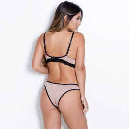 Conjunto Viscolycra Sexy Ana Júlia