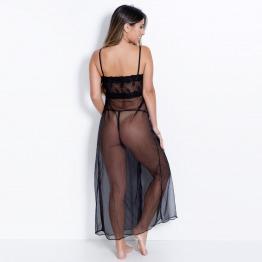 Camisola  Sexy Transparência