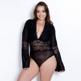 Body Kamilla Plus Size