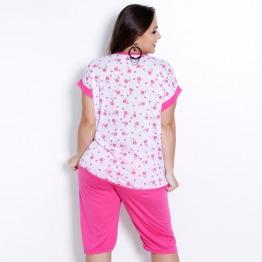 Pijama Feminino Pescador