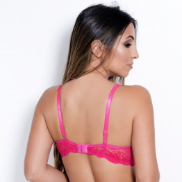Sutiã Bianca Renda Frontal