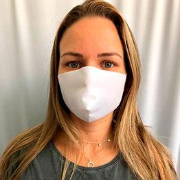 Kit com 20 máscaras de tecido
