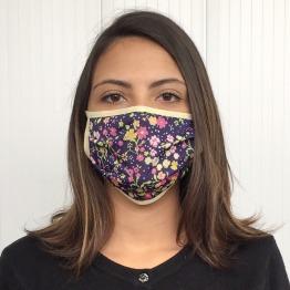 Kit com 10 Máscaras Estampadas