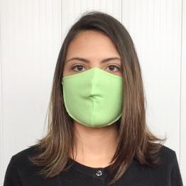 Kit com 10 Máscaras de Algodão