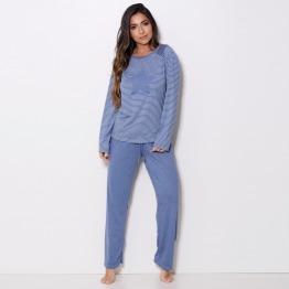 Pijama de Inverno Estrela