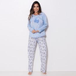Pijama de Inverno Coruja