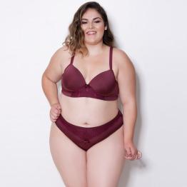 Conjunto Rosane Plus Size